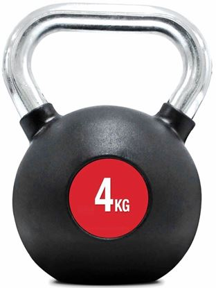 Picture of Kemket Home Gym Fitness Exercise Kettle bell workout training 4kg,