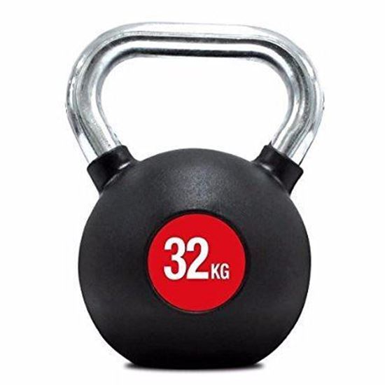 Picture of Kemket Home Gym Fitness Exercise Kettle bell workout training  32kgs