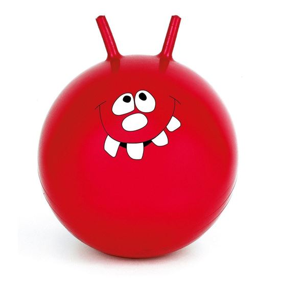 Picture of Kemket Jump & Bounce Space Hopper - Adult/Kid Outdoor Toy RED