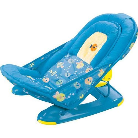 Picture of Travel Portable Baby Bather Splash 2-Position Backrest Recline