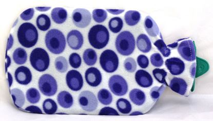 Picture of Hot water Bag with fleece 2L BLUE-CERCLE
