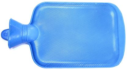 Picture of Hot Water Bottle Blue 2L