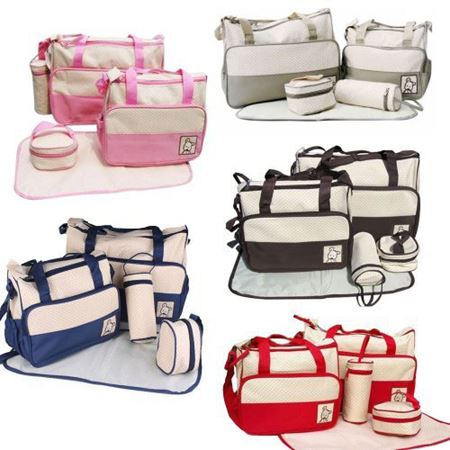 Picture for category BABY NAPPY BAGS