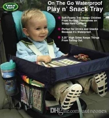 Picture of On The Go Waterproof Play N Snack Tray