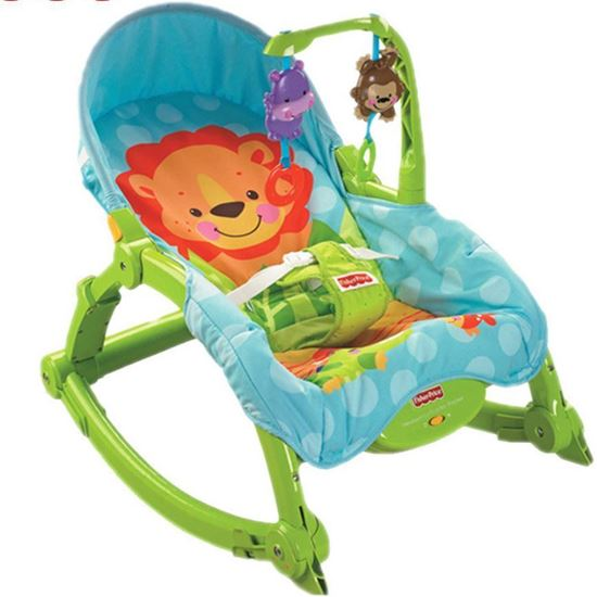 Picture of Newborn-To-Toddler Portable Rocker  Chair