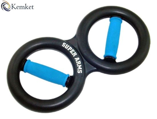 Picture of Kemket Latest Super Iron Arm Hand Grip - Best Arm Strengthener - Badminton Back Hand Trainer 15KG - BLUE