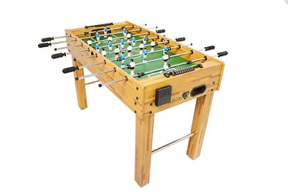 Picture of Kemket Table Football Foosball Soccer Indoor Outdoor Gaming Games Play Arcade Sports Fun  121x101x79cm