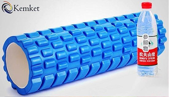 Picture of Massage Foam Roller Enjoy For Pilates, Physio, Muscle Rehab, Yoga, Gym & Fitness BLUE