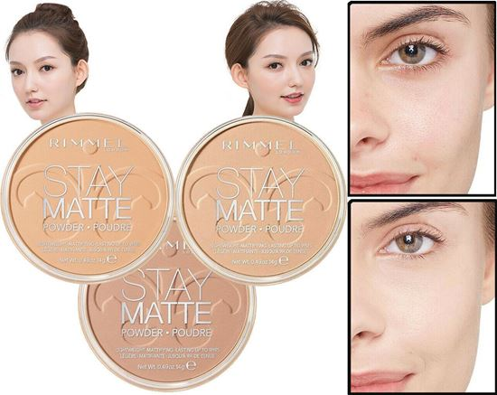 Picture of Rimmel Stay Matte Compact Pressed Powder- Choose Shade