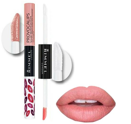 Picture of Rimmel London Provocalips Kiss Proof Lip Colour -120 Pucker Up