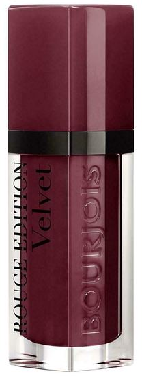 Picture of Bourjois Rouge Edition Velvet Matte Finish Lipstick - BERRY CHIC 25