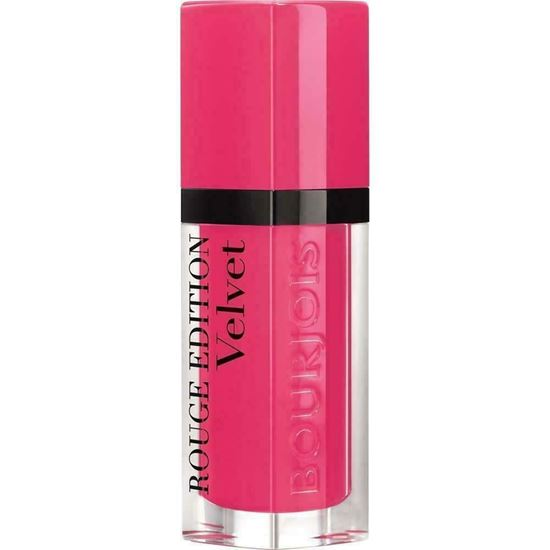 Picture of Bourjois Rouge Edition Velvet Matte Finish Lipstick- BELLE AMOUR 34