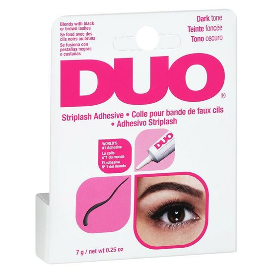 Picture of DUO Strip Lash Adhesive- DARK 7G