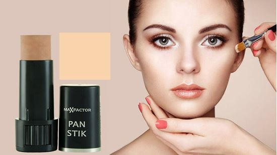 Picture of Max Factor Pan Stik Foundation 9g - TRUE BEIGE 12