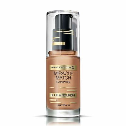 Picture of MAX FACTOR 30ML MIRACLE MATCH FOUNDATION HONEY BEIGE 79