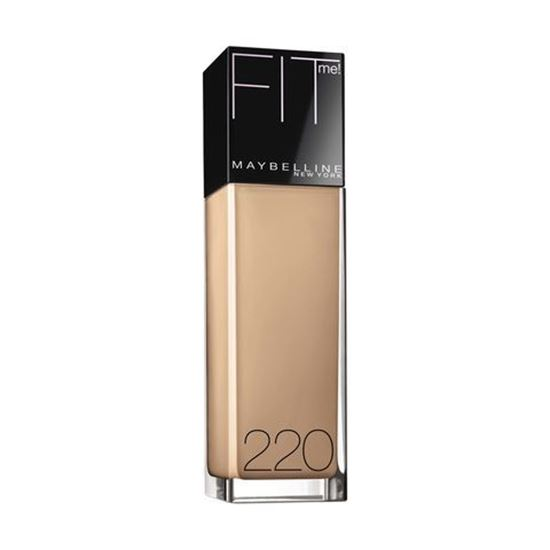 Picture of Maybelline Fit Me Foundation 220 Natural Beige - 30 ML Bottle