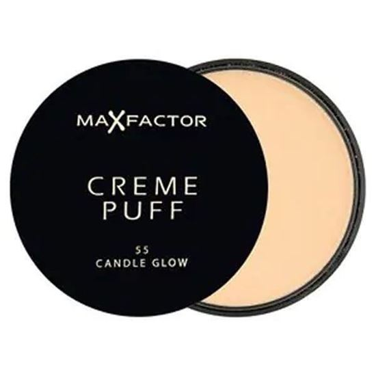 Picture of Max Factor Creme Puff Compact Powder - 55 Candle Glow