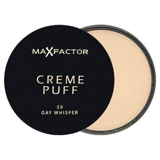 Picture of Max Factor Creme Puff Compact Powder - Gay Whisper 59