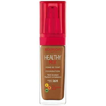 Picture of Bourjois Healthy Mix BB Cream 30ml Anti-Fatigue & Hydration Effect Foundation-Cocoa 63