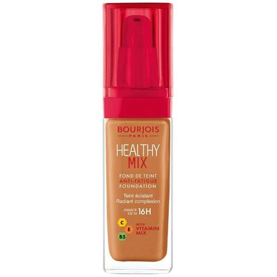 Picture of Bourjois Healthy Mix BB Cream 30ml Anti-Fatigue & Hydration Effect Foundation-Dark Amber 60