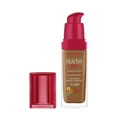 Picture of Bourjois Healthy Mix BB Cream 30ml Anti-Fatigue & Hydration Effect Foundation-Cappucino 62