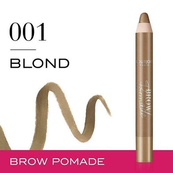 Picture of Rimmel Brow This Way Brow Pomade Pencil-Blonde 001