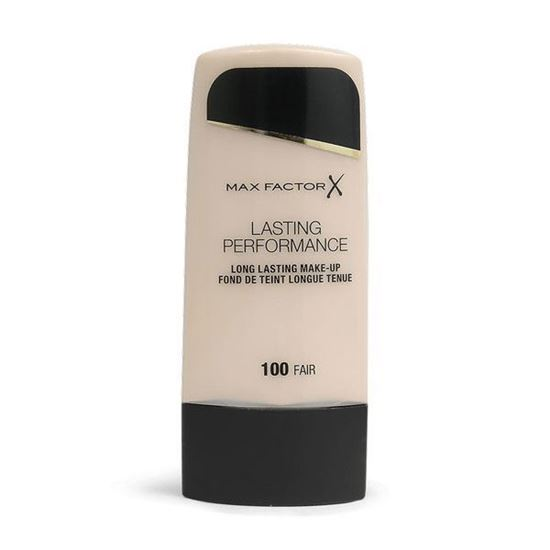 Picture of Max Factor Face Make-up Foundation Lasting Performance -100  Fair 35ml