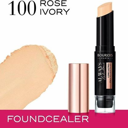 Picture of Bourjois Always Fabulous Long Lasting Stick Foundation-Rose Ivory 100