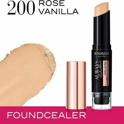 Picture of Bourjois Always Fabulous Long Lasting Stick Foundation-Rose Vanilla 200