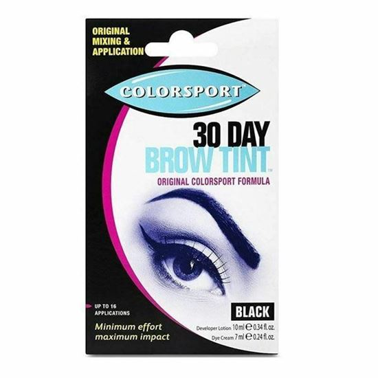 Picture of Colorsport 30 Day Brow Tint - Black