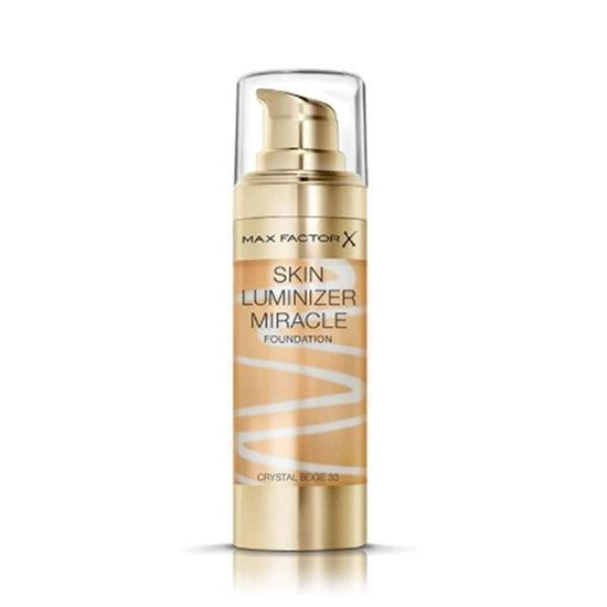 Picture of Max Factor Skin Luminizer Foundation 30ml - 33 Crystal Beige