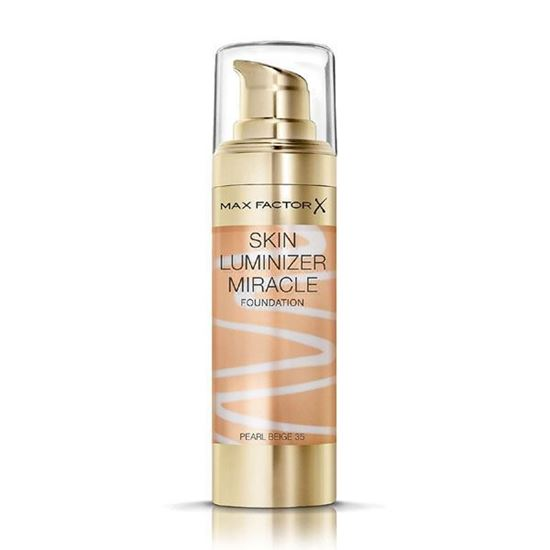 Picture of Max Factor Skin Luminizer Foundation- No.35 Pearl Beige