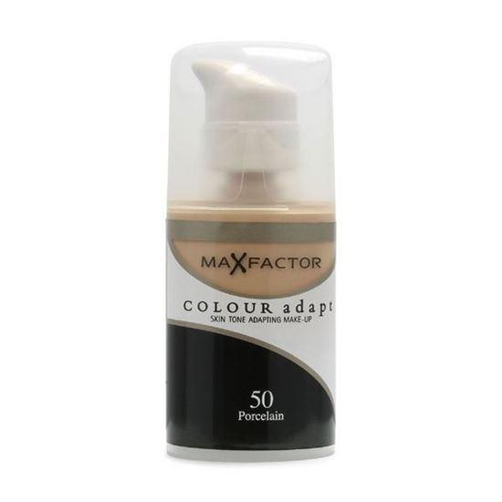 Picture of Max Factor Colour Adapt Foundation - Porcelain 50, 34ml