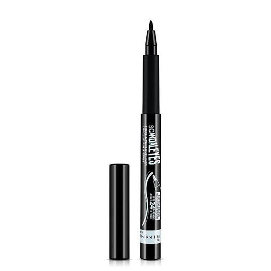 Picture of Rimmel London Scandaleyes Thick and Thin Waterproof Eyeliner 001 Black