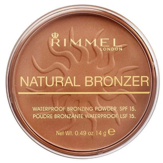 Picture of Rimmel London Natural Bronzer - Sun Glow 025