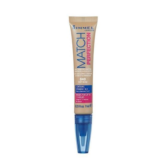 Picture of Rimmel Match Perfection Concealer - Soft Beige 040