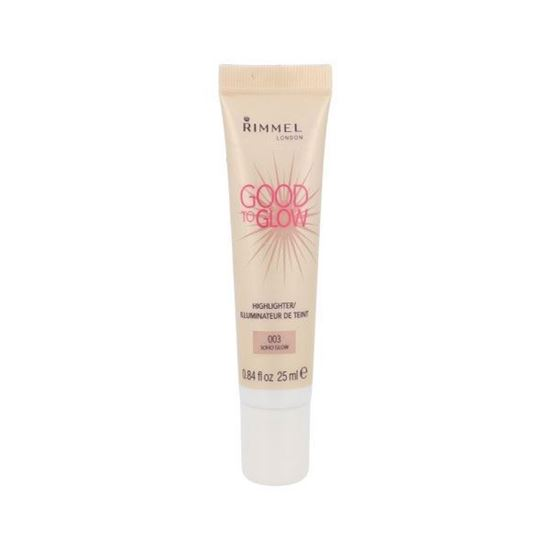 Picture of RIMMEL GOOD TO GLOW HIGHLIGHTER -  SOHO GLOW  003 ,25ML