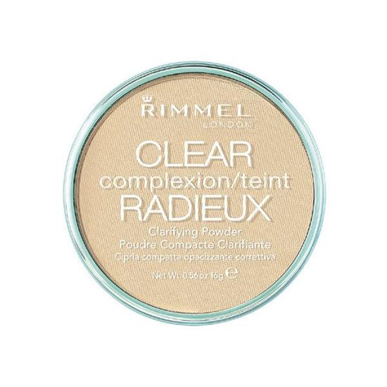 Picture of Rimmel London Clear Complexion Clarifying Powder - Transparent 021