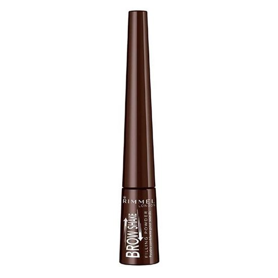 Picture of Rimmel Brow This Way Shake Filling Powder Eyebrow - Dark Brown 003