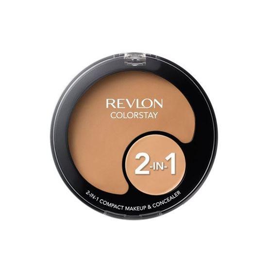 Picture of Revlon ColorStay 2-in-1 Compact Makeup & Concealer - Warm Golden