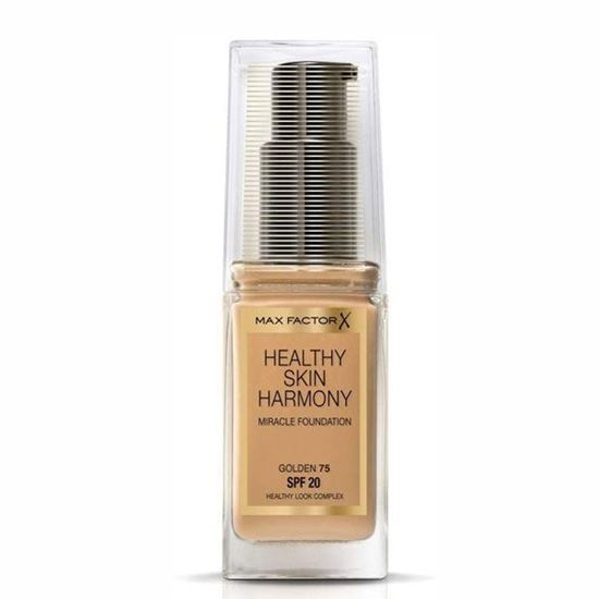 Picture of Max Factor Healthy Skin Harmony Foundation - 75 Golden 30 ml