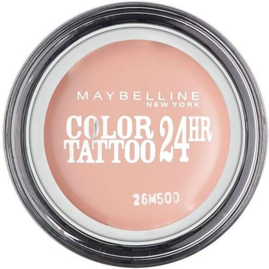 Picture of Maybelline Color Tattoo 24hr Eyeshadow 4g - 91 Creme De Rose