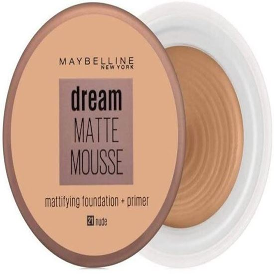 Picture of Maybelline Dream Matte Mousse - Nude 021, 18ml
