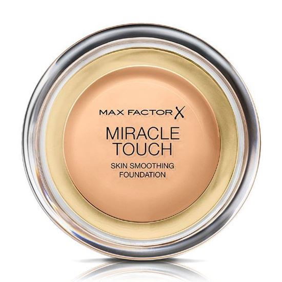 Picture of Max Factor Miracle Touch Liquid Illusion Foundation - 75 Golden