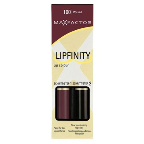 Picture of Max Factor Lipfinity Lipstick - Wicked 100