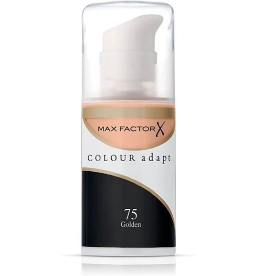 Picture of Max Factor Colour Skin Tone Adapting Foundation  - Golden 75