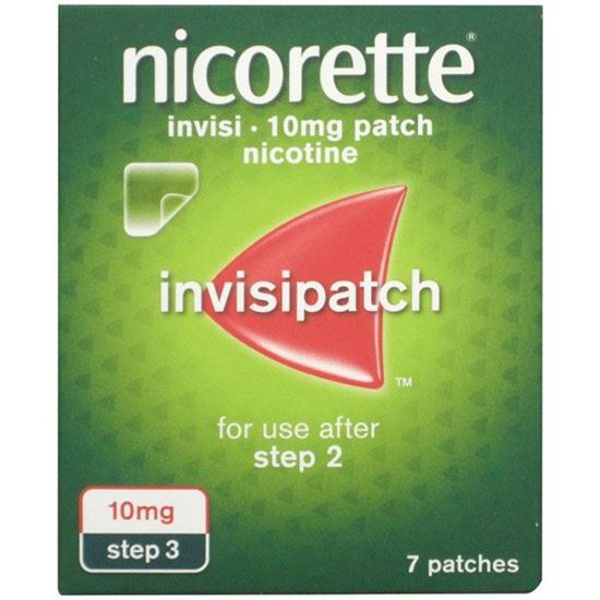 Picture of Nicorette Invisi Patch 10mg - 7 patches - Step 3