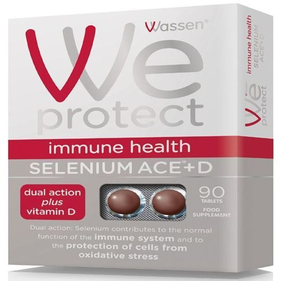 Picture of Wassen Selenium-Ace Tablets 90 Days