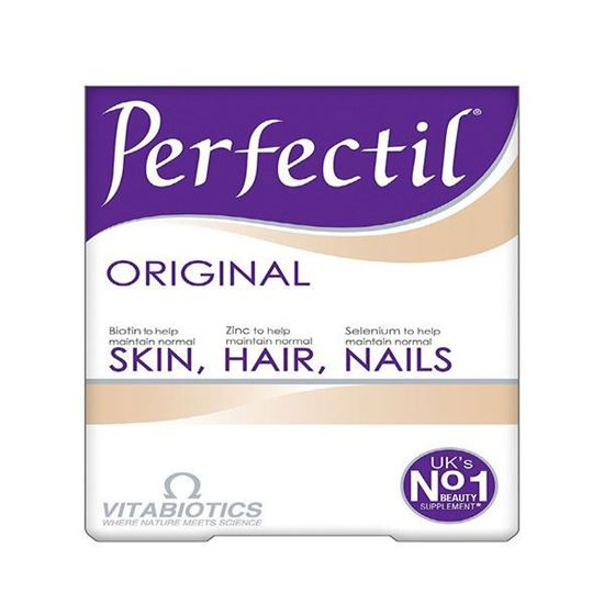 Picture of Vitabiotics Perfectil Tablets Healthy Skin Hair and Nails - 30 Tablets