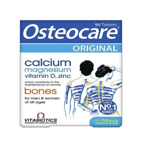 Picture of Vitabiotics Osteocare Original - 90 Tablets
